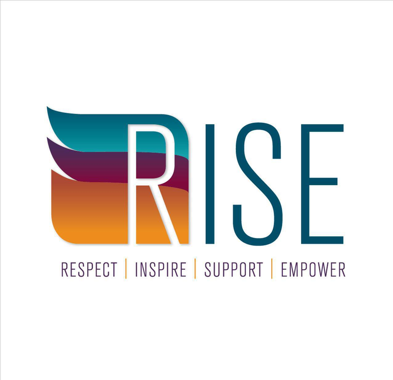 RISE page header background